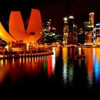 Сингапур... :: Sofia Rakitskaia