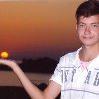 я и солнце :: Глеб Гореньков