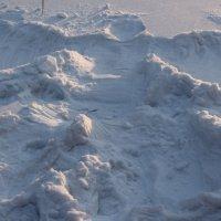 Снежный ангел!!! :: Дмитрий Арсеньев