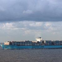 Elly Maersk :: Александр Смахтин