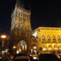 Вечерняя    Прага :: Наталья Сергеева