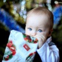 малыш :: Ольга Калачева