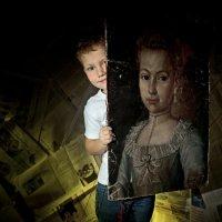 Детский портрет :: Александра Петровская