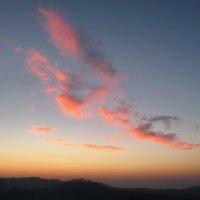 Рассвет в горах :: Марина Дегтярева