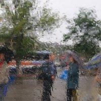 дождь :: Alexandra Piirsalu