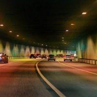 Лефортовский тоннель :: Владислава Чернышева