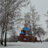 Первый снег :: Владимир Уваров