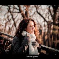 на закате дня :: Ирина Емельянова