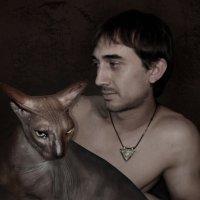 Сфинкс :: Дима Кислицин