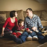Счастливая семья :: Lizhen Markevich