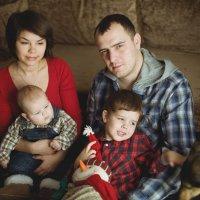 Семья :: Lizhen Markevich