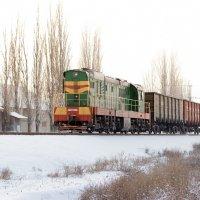 Поезд :: Александр Смахтин
