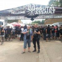 Brutal Assault 2012 :: Артем Михайловский