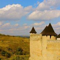 Древние стены Хотина :: Николь ***