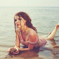 Песок сквозь пальцы :: Александра Солдаткина (Глэйд)