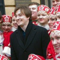 Сергей Безруков в Воронеже :: Наталия Белогур