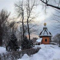 Зимний вечер :: Виктор Марченко