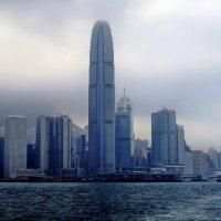Гонконг в тумане-3 :: михаил кибирев
