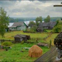 Русский пейзаж. :: Виталий Внимательный.