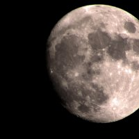 Луна :: Роман Капустинский