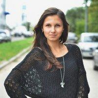 на портретник :: Анастасия Сергеева