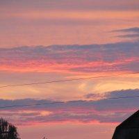 Яркие краски заката. :: Виктория Писаренко