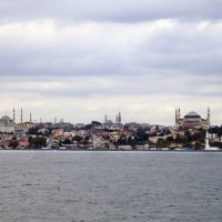 Мечети Стамбула :: михаил кибирев