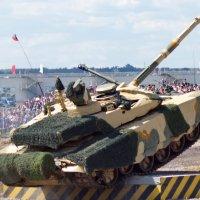 Новый танк Т-90МС :: Дмитрий Бубер