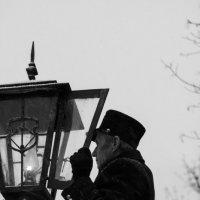 Брестский фонарщик :: Евгений Савельев