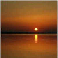 Восход на Миусском лимане :: Андрей Lyz
