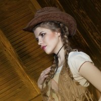 Cowgirl :: Александра Солдаткина (Глэйд)