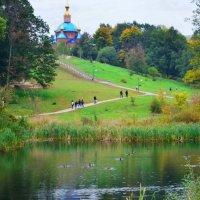Осень в Дубовом :: Владимир Уваров