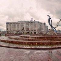 Московская осень :: Владимир Ноздрачев