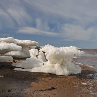Про лед и небо... :: Андрей Воробьев
