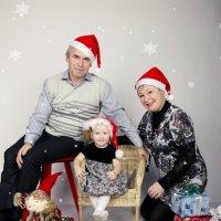 Новый Год :: Татьяна Кубекова