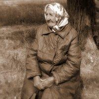 Баба Поля. :: Елизавета Успенская