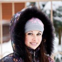 зимушка-зима :: Андрей Минтенко