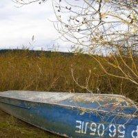 Лодка :: Наталия Зыбайло