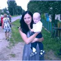 в деревне :: Виктория Есипович