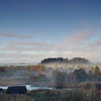 Утро туманное :: Олег Загорулько