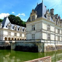 Замок Вилландри (Франция) :: igor G.