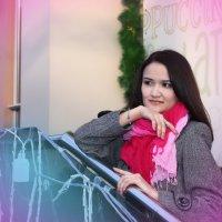 Зимняя красавица :: Милана Ленина