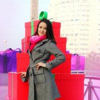 Новогодний Подарок :: Милана Ленина