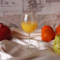 Апельсиновый сок :: Алена Каблукова
