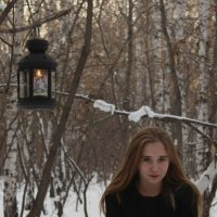 Луч :: Vika Chistilina