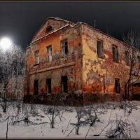 Усадьба Троице-Лобаново и Троицкая церковь :: Евгений Жиляев