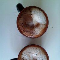 кофе для двоих :: Инна Зелинская