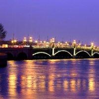 троицкий мост :: Frol Polevoy