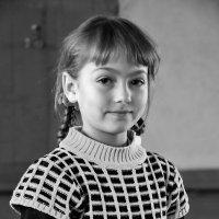 Девочка :: Сергей Берг