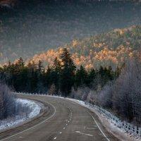 Дорога в зиму :: Дмитрий Рудаков